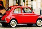 Fiat 500 reparée